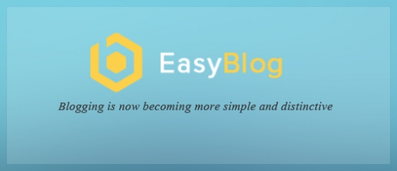Awesome Blogging Tool with EasyBlog Component