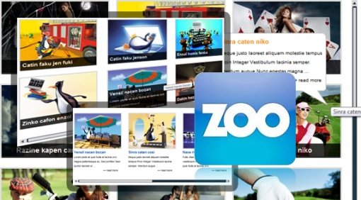 SJ Zoo Scrollbar - Joomla! Module