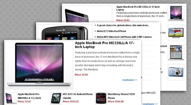 SJ Frontpage for Virtuemart - Joomla! Module