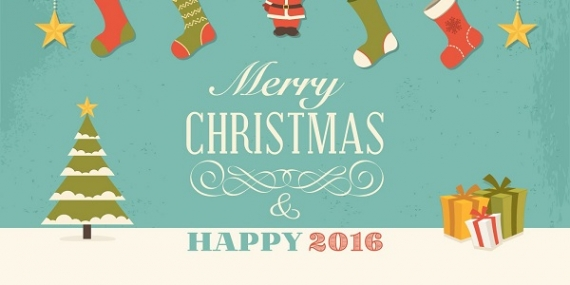 Xmas Freebies: 25 Best Hi-quality Christmas Graphic Vectors 2015