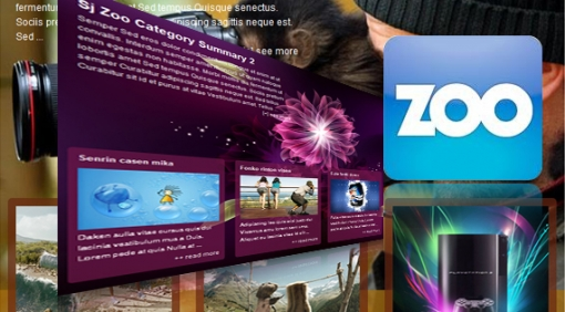 SJ Zoo Category Summary - Joomla! Module