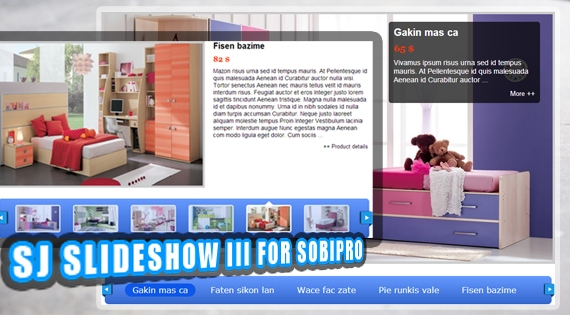 SJ Slideshow III for SobiPro - Joomla! Module