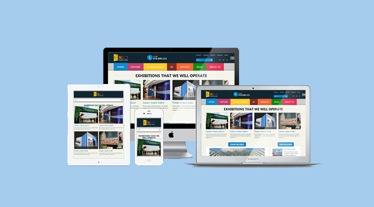 SJ Expo - Responsive Joomla! Template