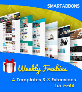 Weekly Freebies - SmartAddons
