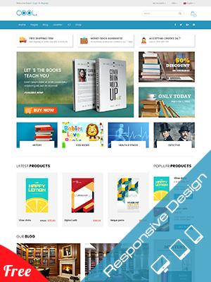 SJ TheCool Free - Elegant Responsive K2Store Joomla Shopping Template
