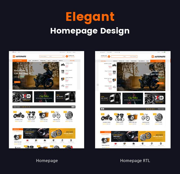 Sj Autoparts - Modern eCommerce Joomla Responsive Template