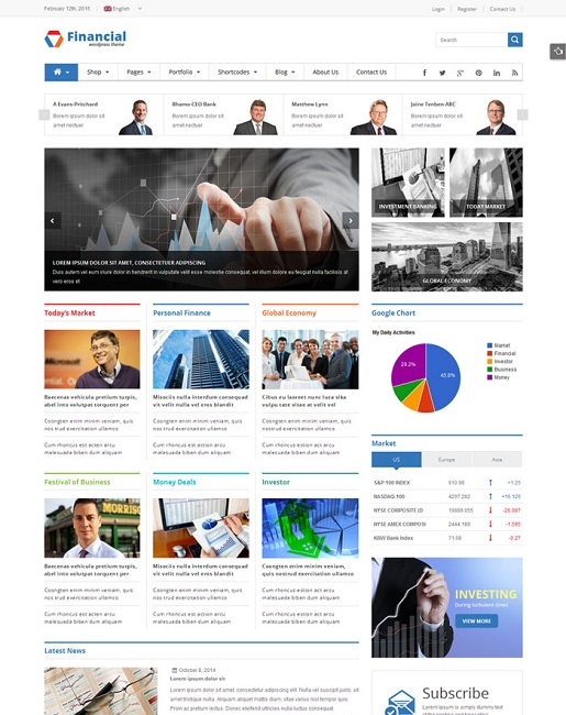 SW Financial - News and Magazine WordPress Theme - 02_homepage.jpg