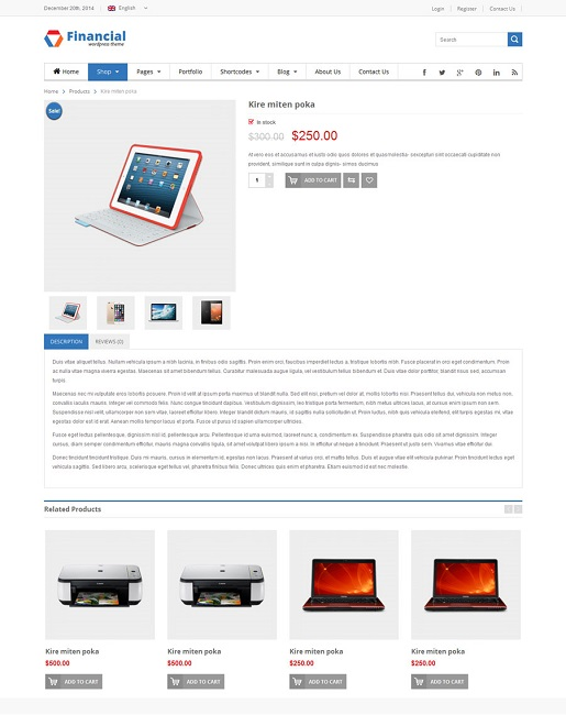 SW Financial - News and Magazine WordPress Theme - 08_product_detail.jpg
