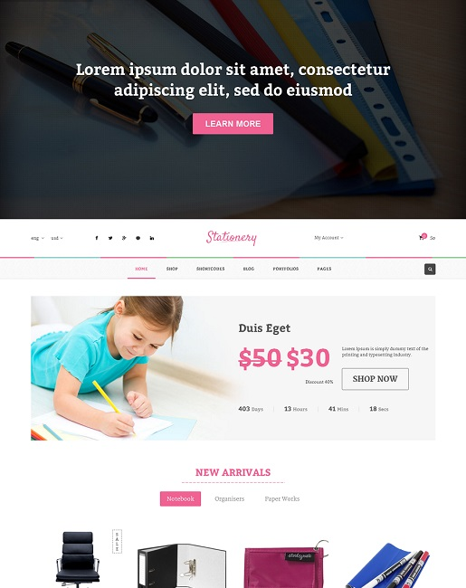 SW Stationery - Responsive WordPress Theme - 04_homepage3.jpg