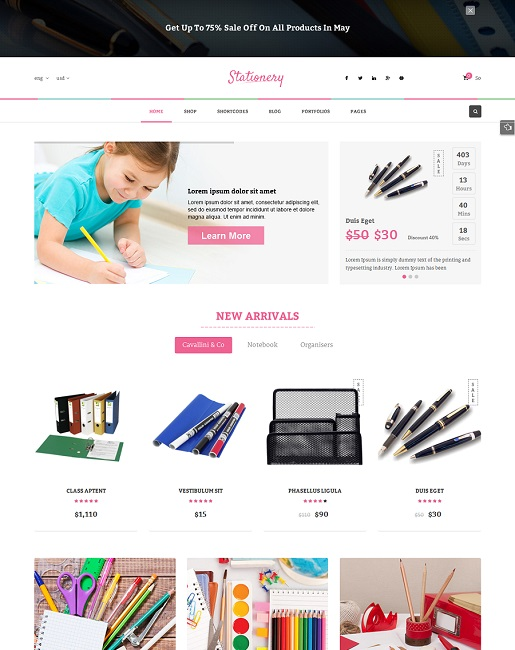 SW Stationery - Responsive WordPress Theme - 06_homepage5.jpg