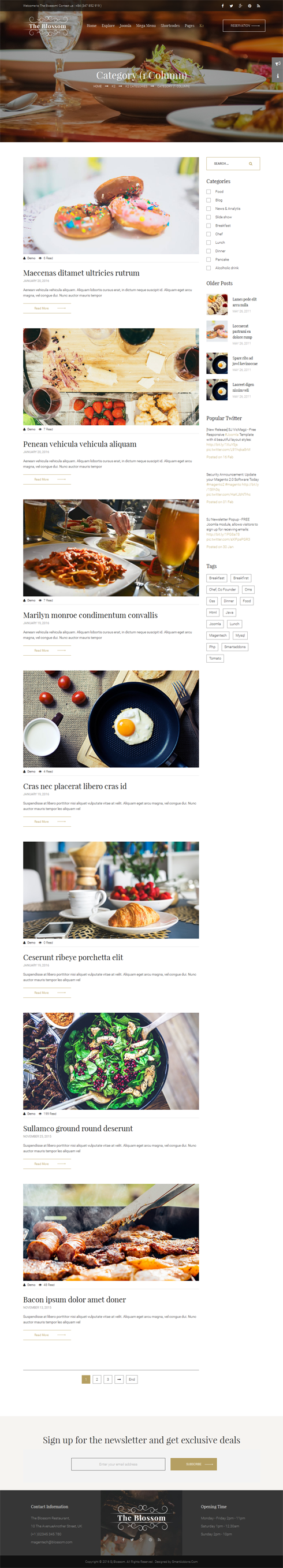 SJ Blossom - Responsive Joomla Restaurant Template - 05_k2_category_col1.png