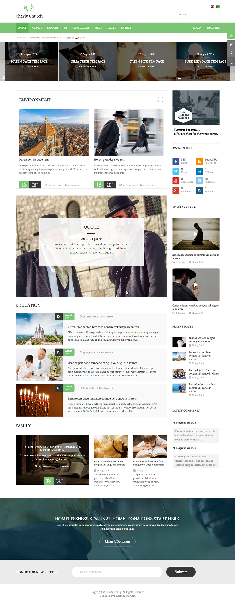 SJ Charly - Responsive Joomla Church Template - 03_index2.png