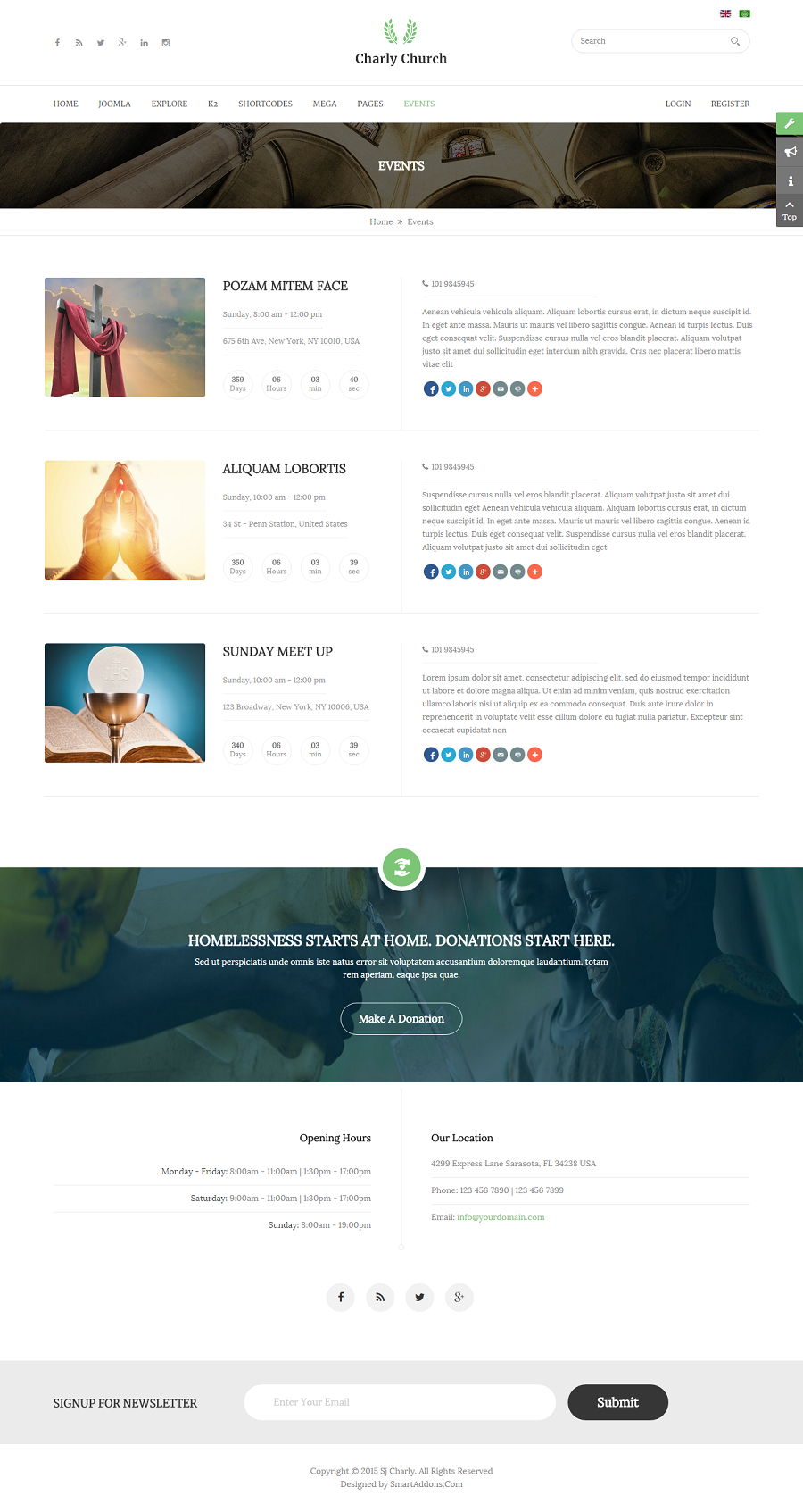 SJ Charly - Responsive Joomla Church Template - 08_event-listing.png