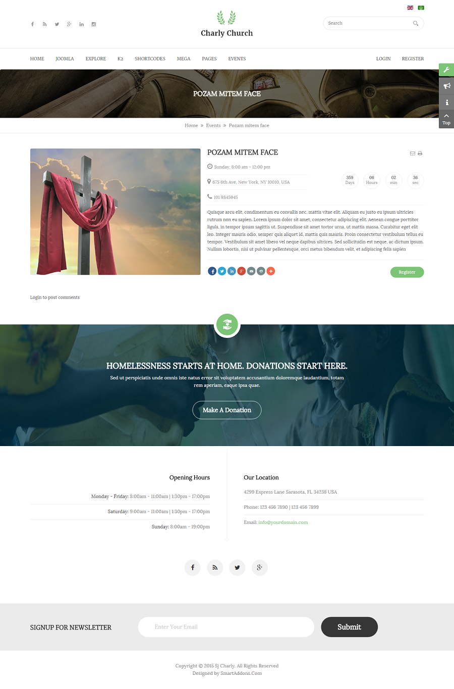 SJ Charly - Responsive Joomla Church Template - 09_event-detail.png