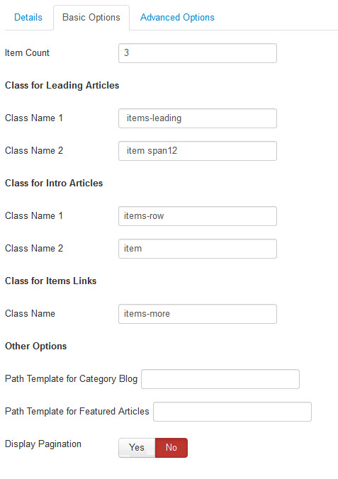 SJ Listing Ajax for Content - Joomla Plugin - 02-basic-options.jpg