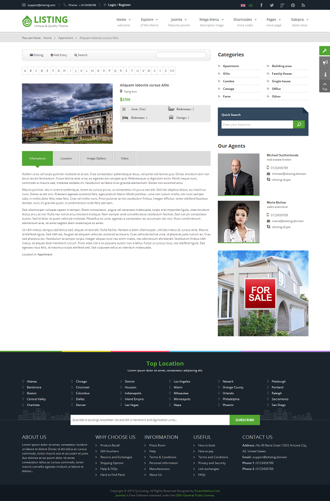 SJ eListing - Responsive Joomla Estate Template - 11_real-estate-detail.png