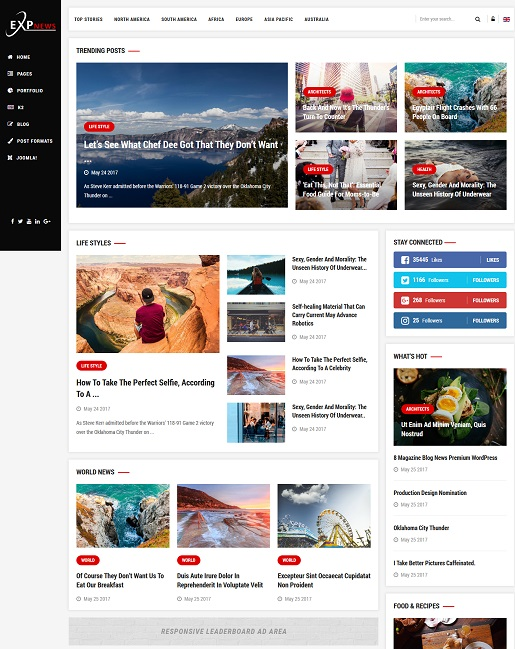 Sj ExpNews - Clean & Modern News Portal Joomla Template - 1.jpg