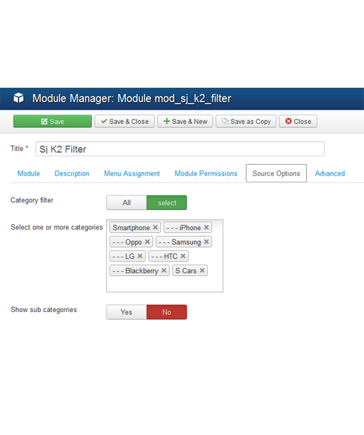 SJ Filter for K2 - Advanced Search & Filter Joomla Module - backend-3.jpg