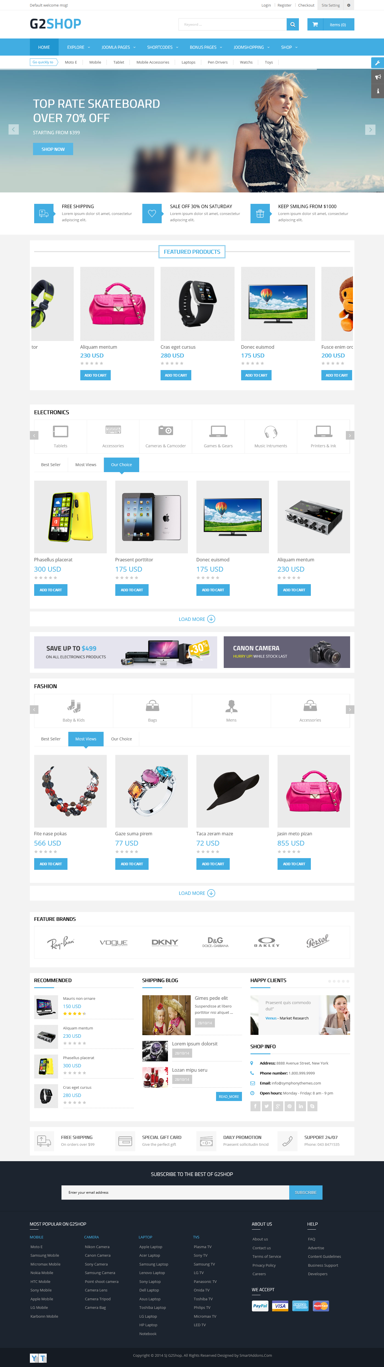 SJ G2Shop - Responsive Joomla eCommerce Template - 02_index.png