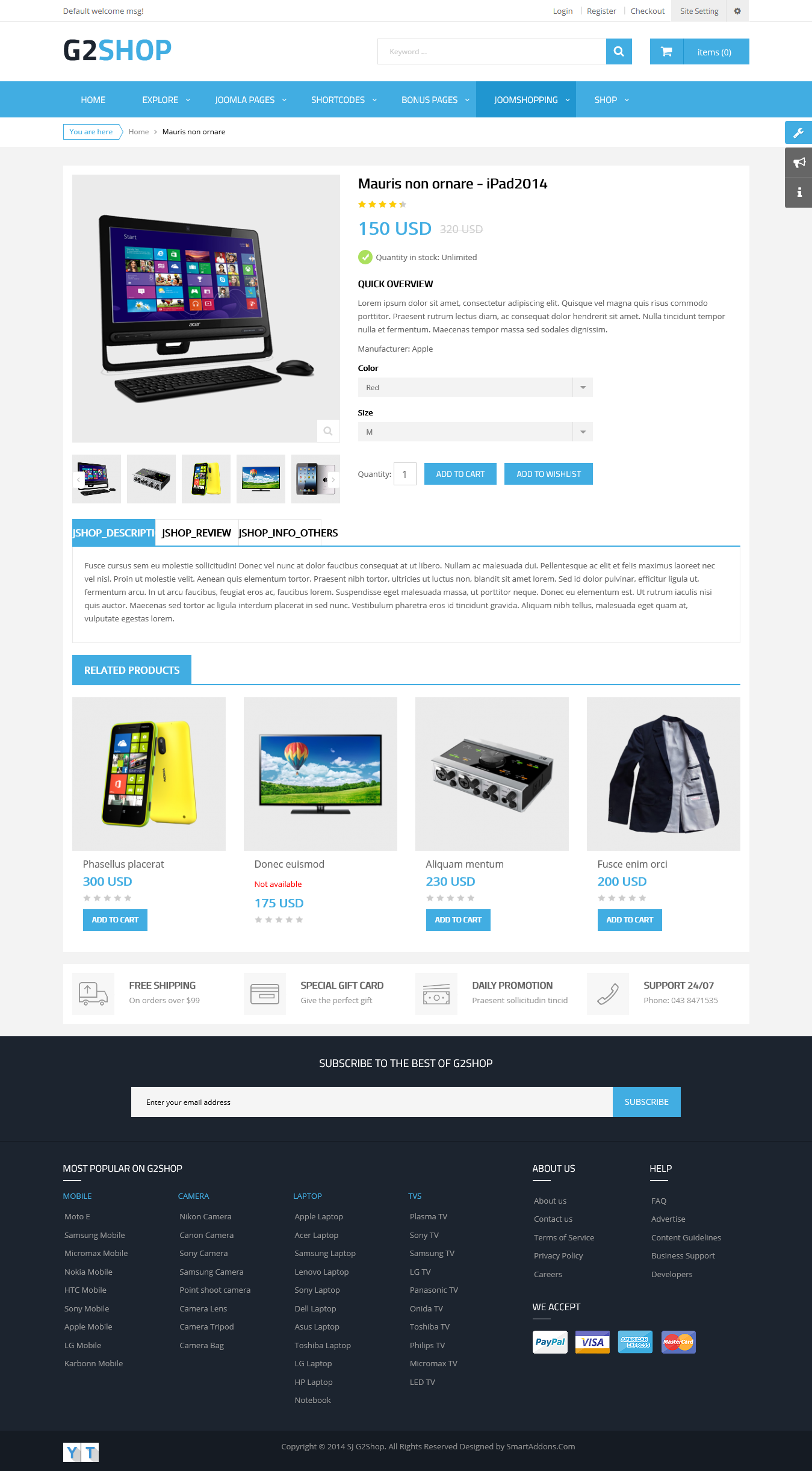 SJ G2Shop - Responsive Joomla eCommerce Template - 04_product_detail.png
