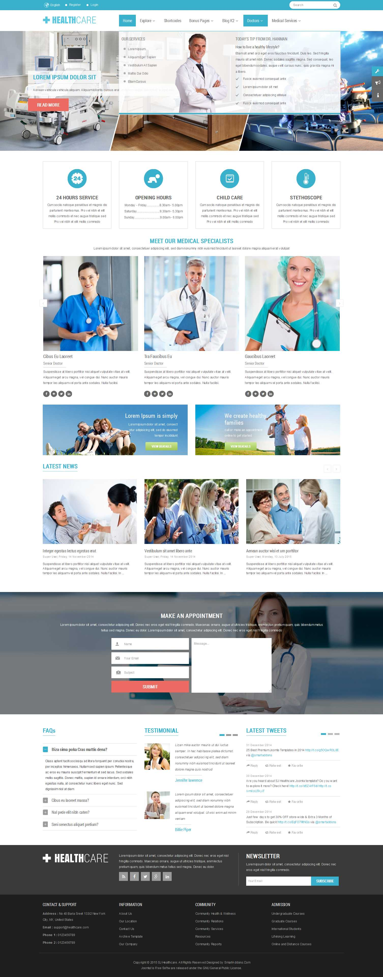 SJ Healthcare - Responsive Joomla Medical Health Template - 06_mega-menu-compressed.jpg