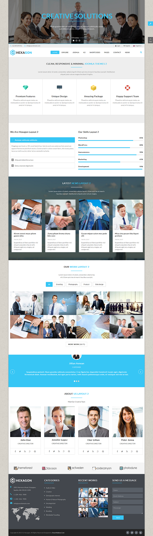 SJ Hexagon - Responsive Joomla Business Template - 05_layout2-boxed.png