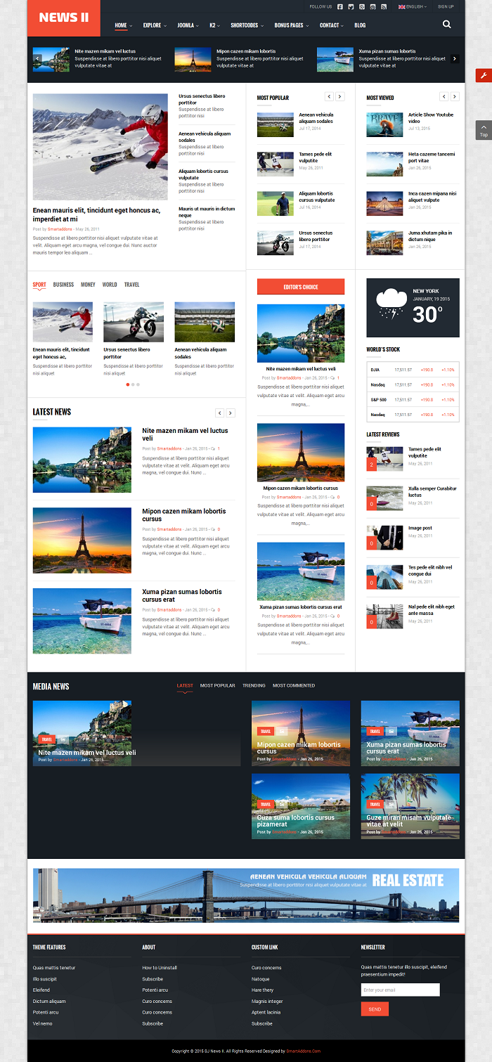 SJ News II - Free Responsive Joomla News Magazine Template - 03_boxed-layout.png