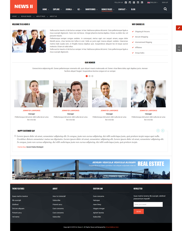 SJ News II - Free Responsive Joomla News Magazine Template - about-page_about-us.png