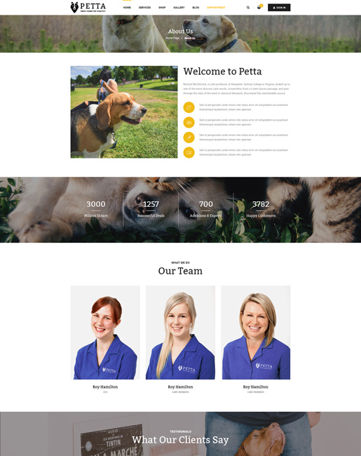 SJ Petta - Responsive Joomla Pet Care Service Template - 09_About_Us.jpg