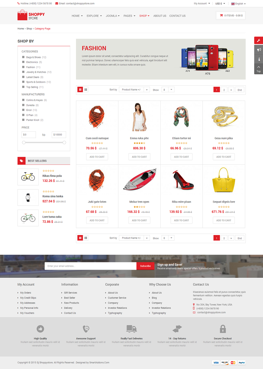 SJ ShoppyStore - Responsive Joomla eCommerce Template - 05_category.png