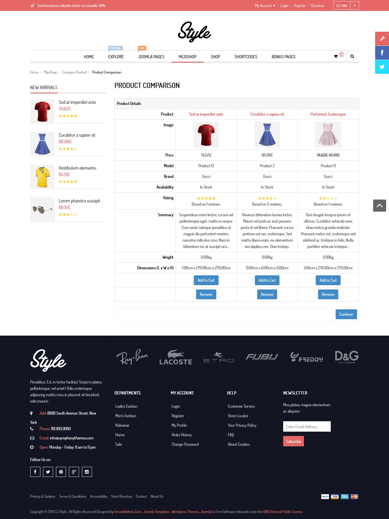 SJ Style - Responsive Joomla eCommerce Template - product-comparison.jpg