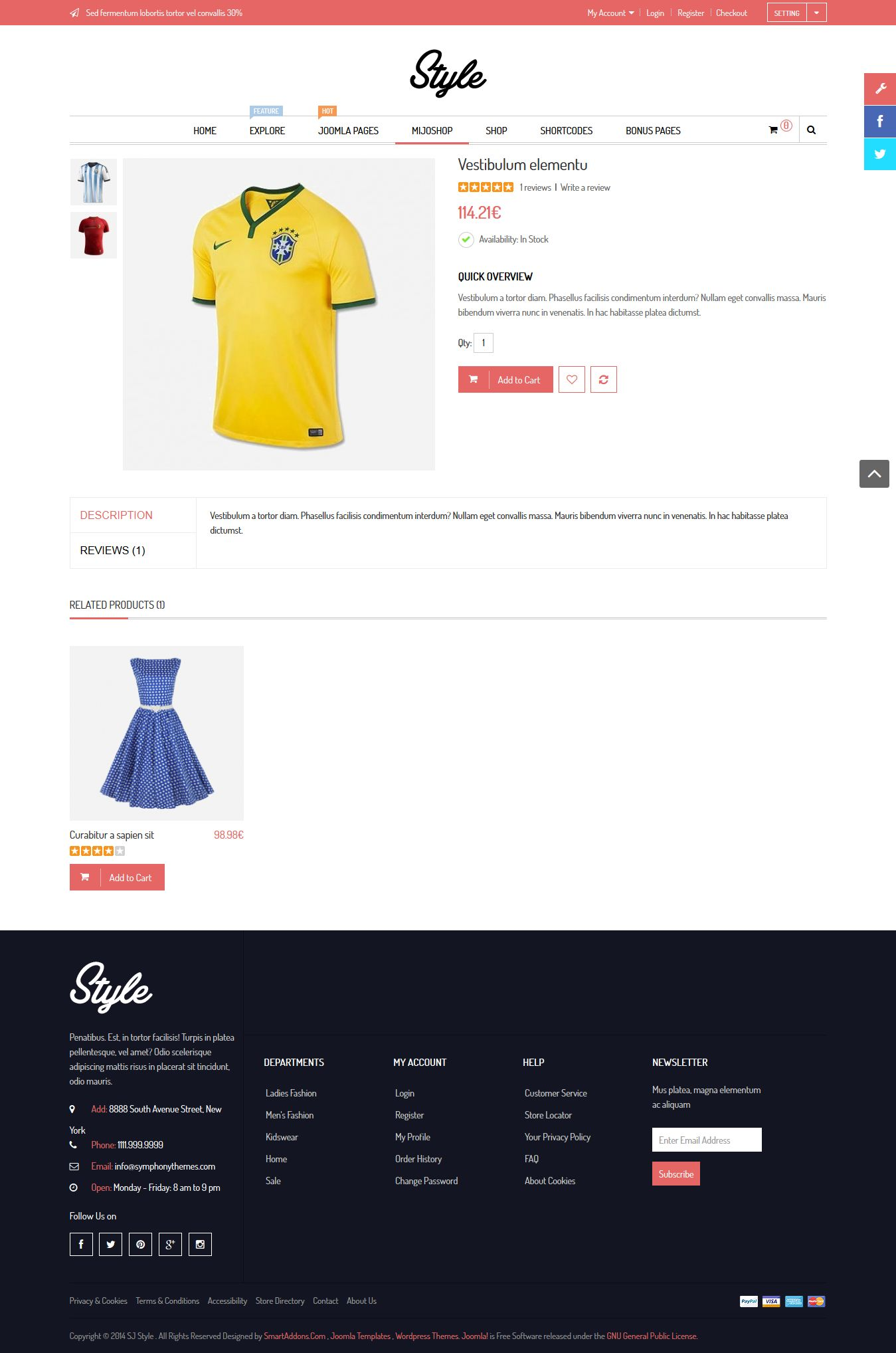 SJ Style - Responsive Joomla eCommerce Template - product-detail.jpg