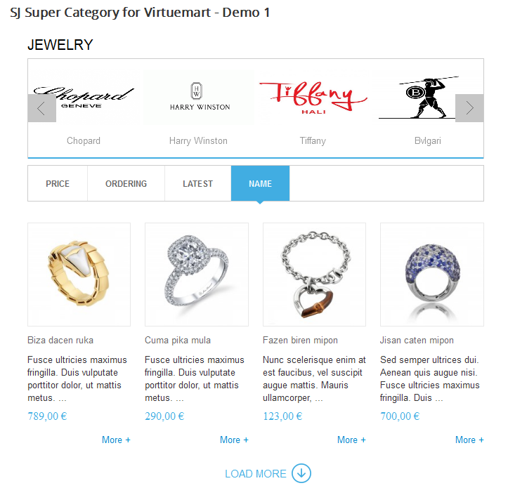 SJ Super Category for Virtuemart - Responsive Joomla! Module - 01.png