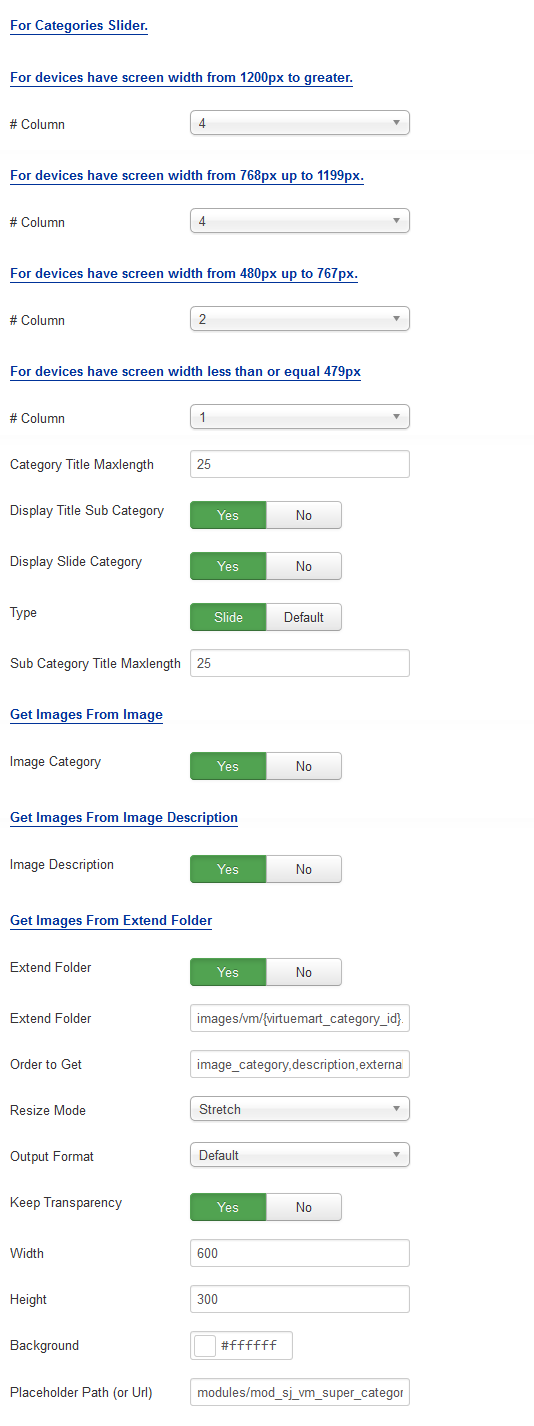 Sj Super Category for DJ-Classifieds Component - Responsive Joomla! Module - 05.png