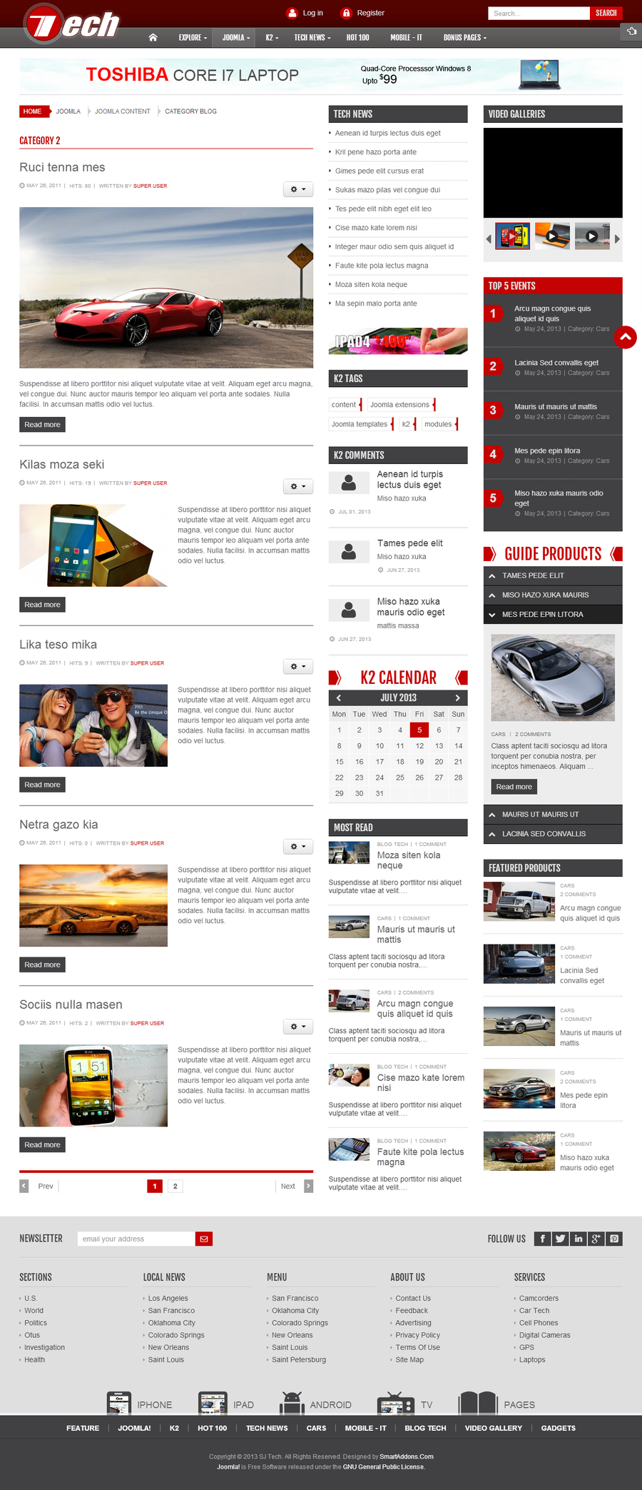 SJ Tech - Responsive Joomla news magazine Template for Tech - 02joomlablog.jpg