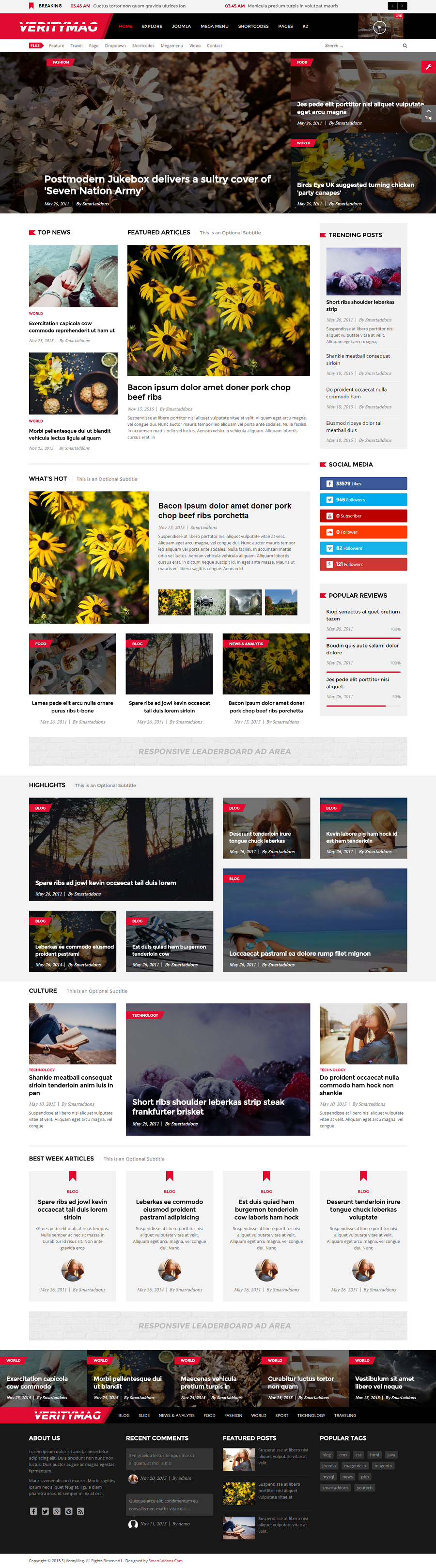 SJ VerityMag - Free Responsive Joomla news magazine Template - 05_home4.png