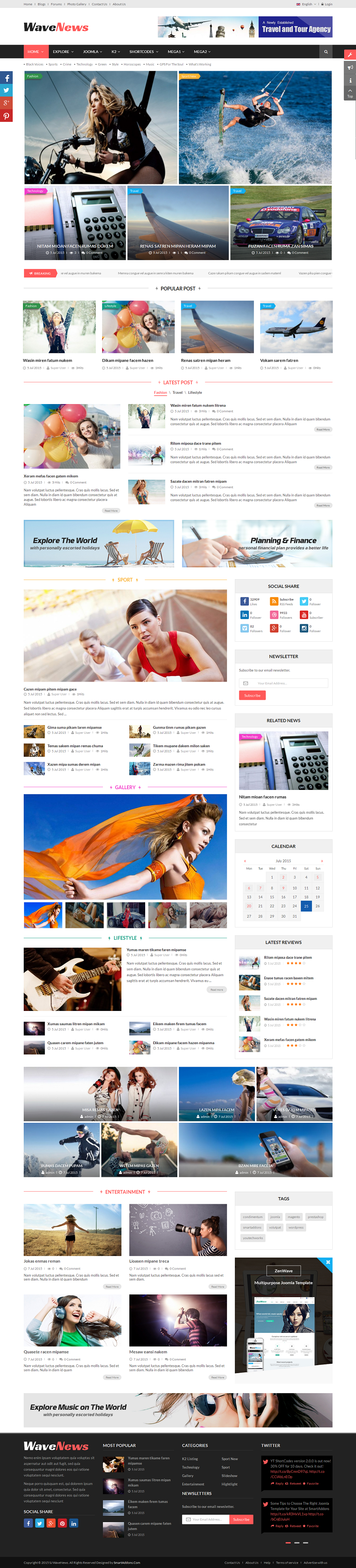 SJ WaveNews - Responsive Joomla news magazine Template - 11_red.png