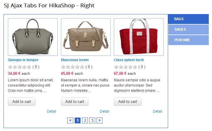 SJ Ajax Tabs for HikaShop - Joomla! Module - 1right.png