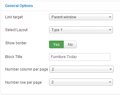 SJ Categories Accordion for HikaShop - Joomla! Module - 4generaloption.png