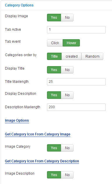 SJ Categories Accordion for HikaShop - Joomla! Module - 6categoryoption.png