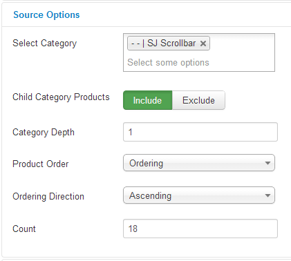 SJ Scrollbar for HikaShop - Joomla! Module - 6sourceoption.png
