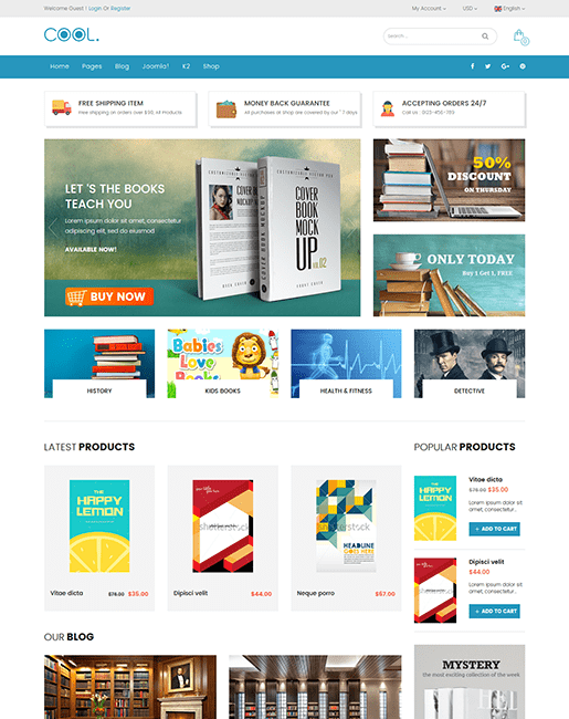 SJ TheCool Free - Elegant Responsive K2Store Joomla Shopping Template - 01-index-min.png