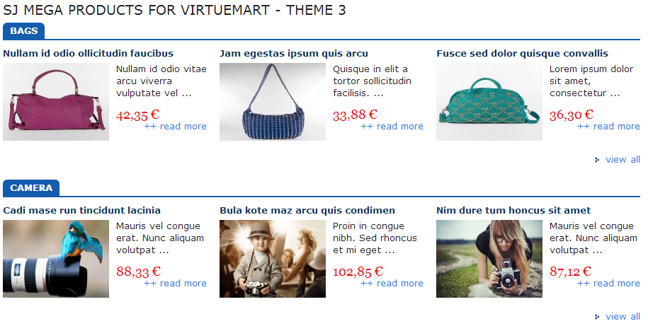 SJ Mega Products for Virtuemart- Joomla! Module - 3.png