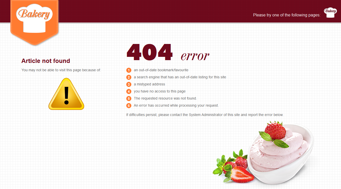 SJ Bakery - Responsive Joomla Bakery shops Template - 92-404page.png