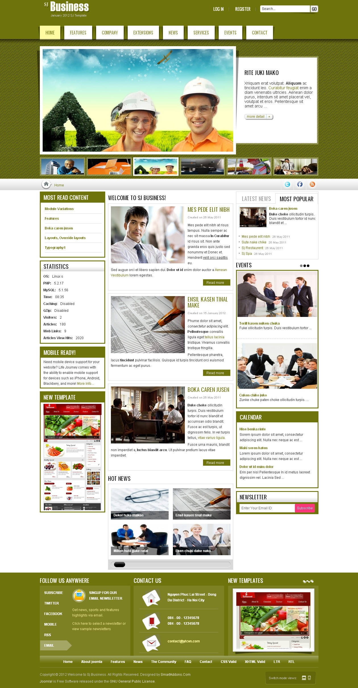 SJ Business - Joomla Business Template - 4.jpg