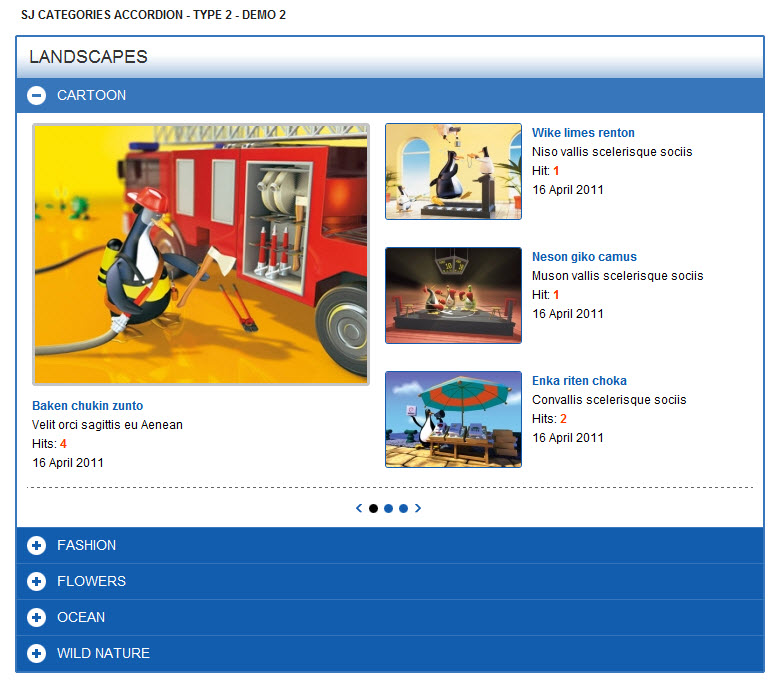 SJ Categories Accordion - Joomla! Module - type2-demo2.jpg