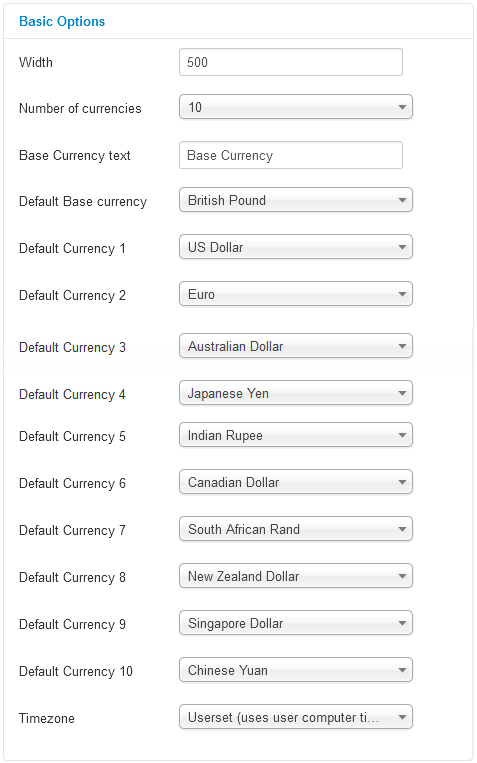 SJ Currency Rates - Joomla! Module - 2.basic-options.png