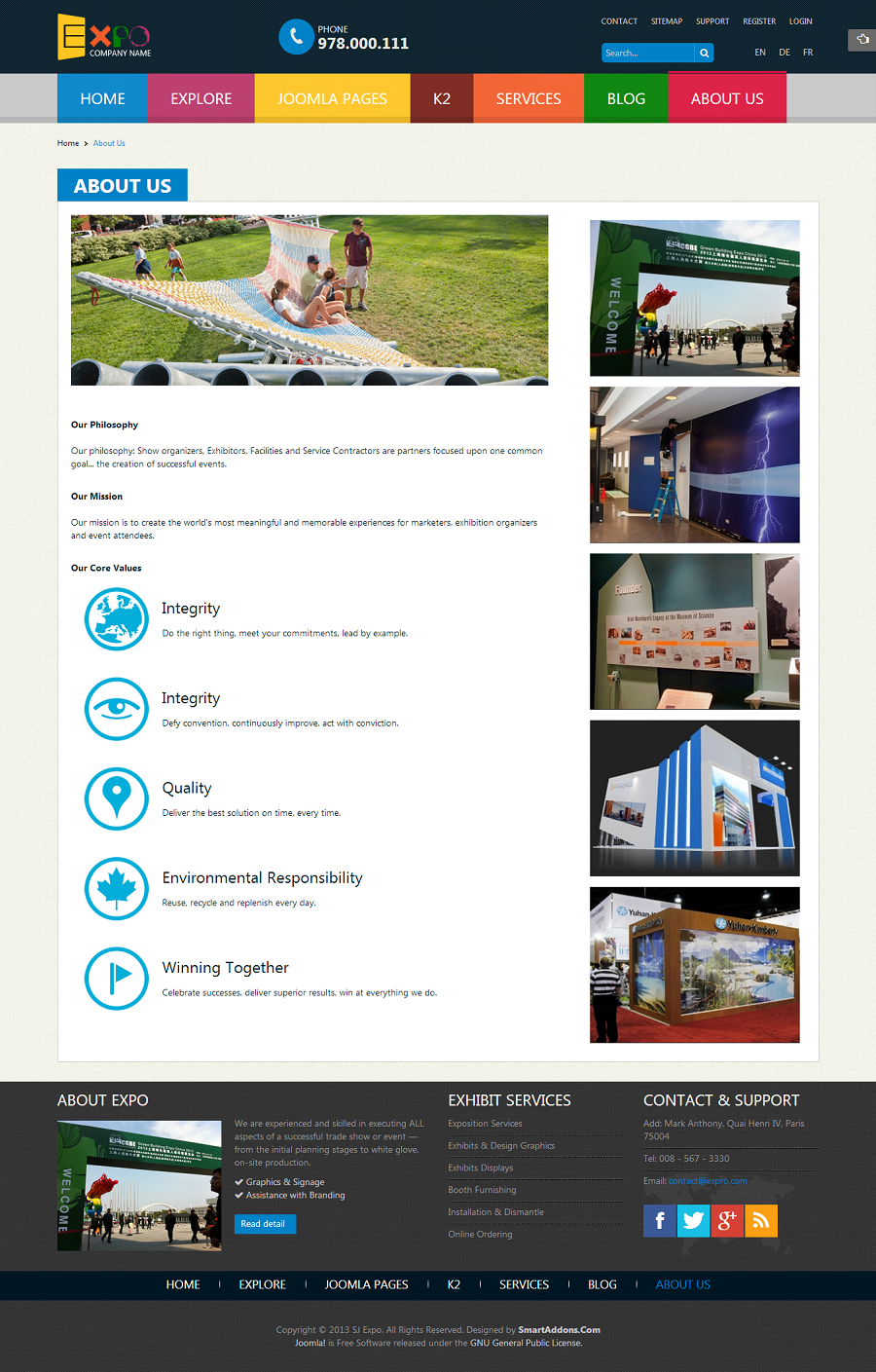 SJ Expo - Responsive Joomla Template - 07about.png