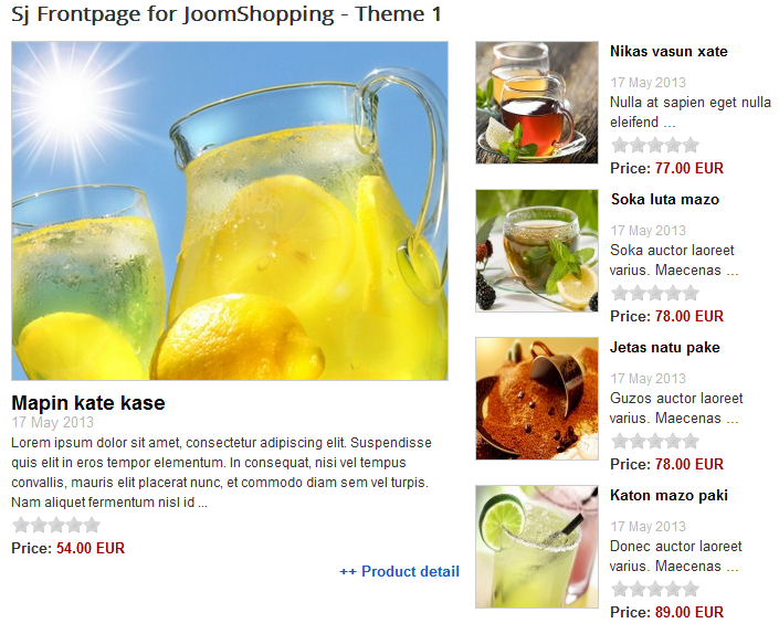 SJ Frontpage for JoomShopping - Joomla! Module - 01front.png