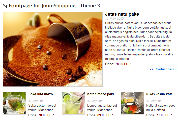 SJ Frontpage for JoomShopping - Joomla! Module - 03front.png
